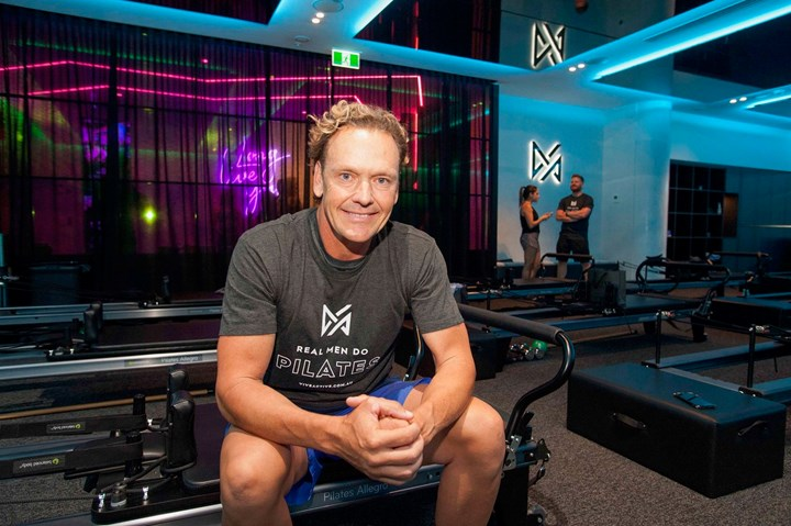 Guy leech vive active reformer pilates