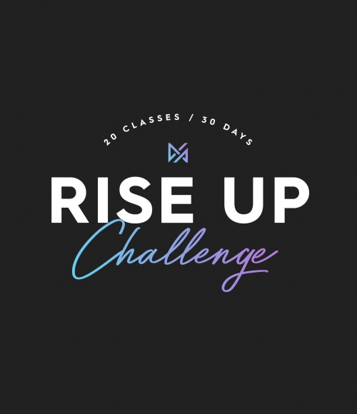 VIVE RISE UP CHALLENGE … COMING 11 FEBRUARY