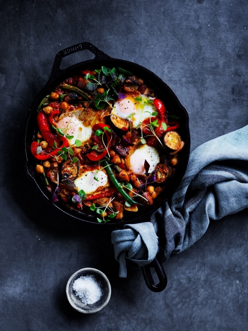 RATATOUILLE EGGS