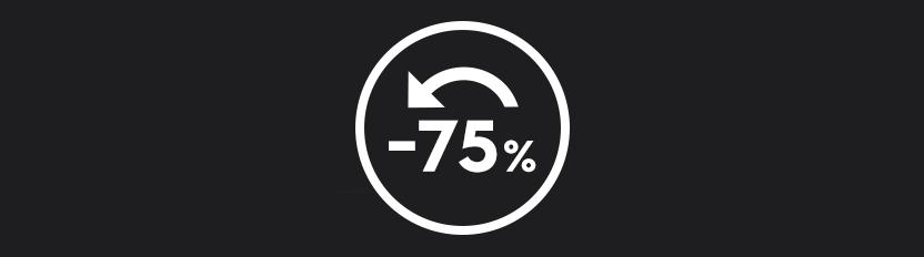 Pad usage reduction
