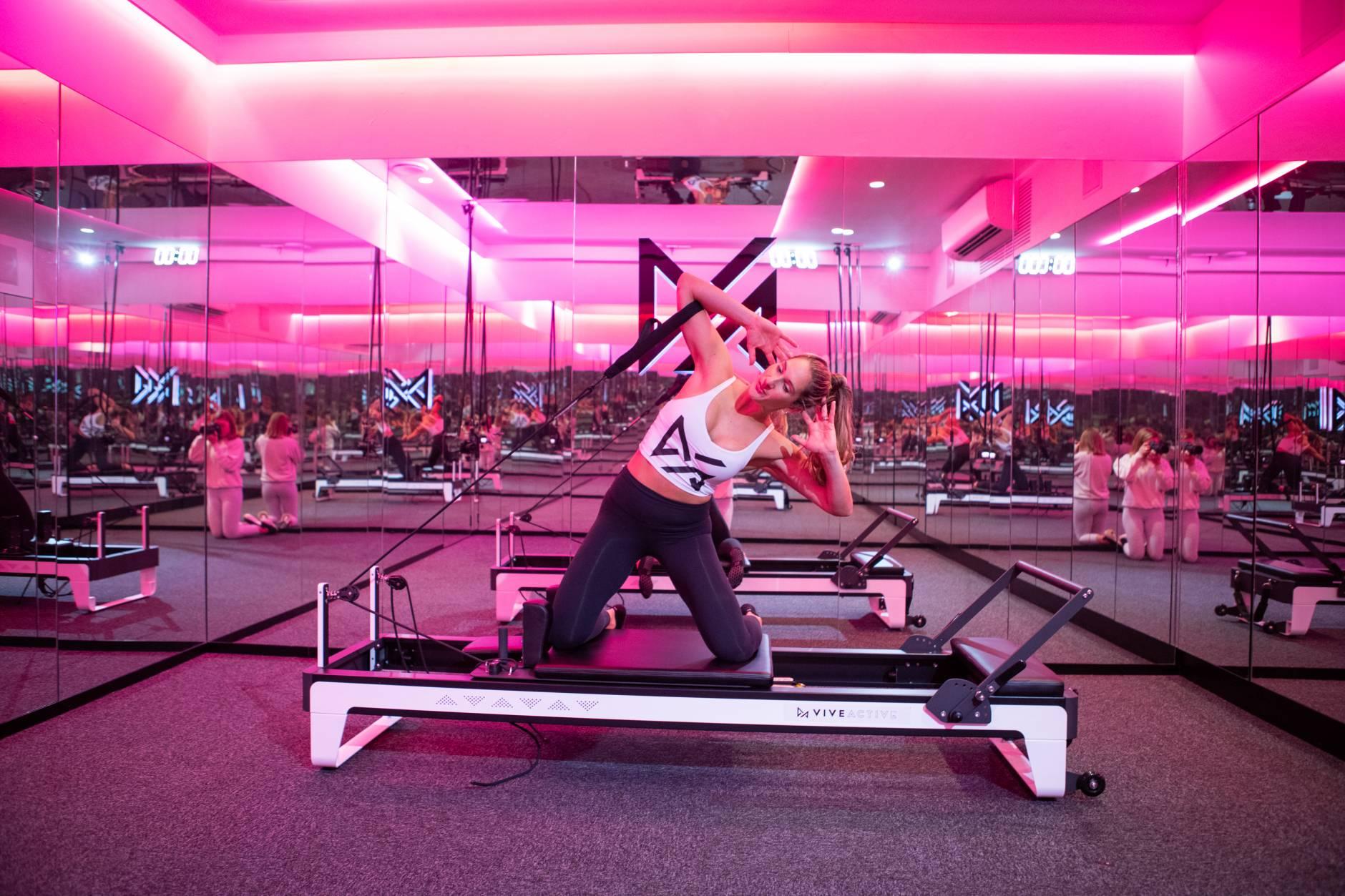 Intro to your new Peak Pilates reformer