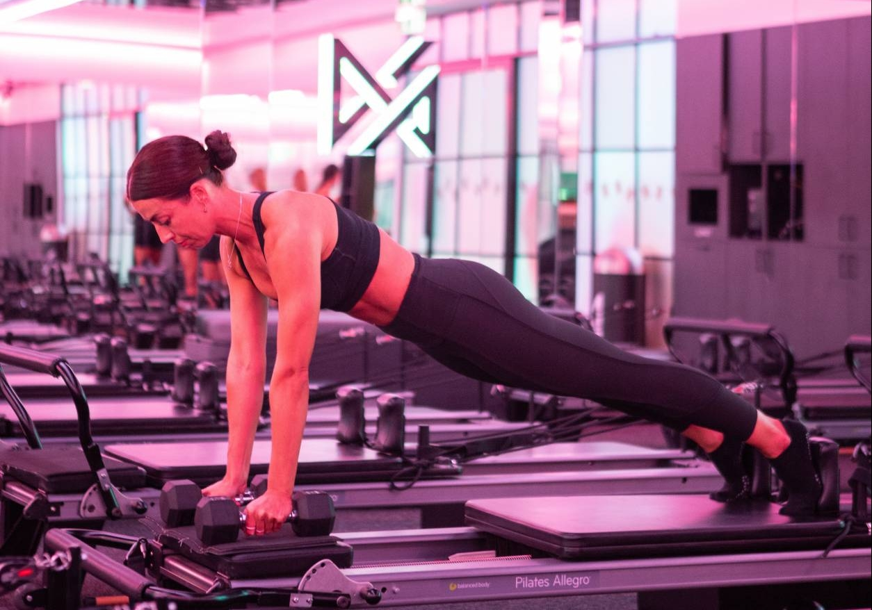 Never been on a reformer?